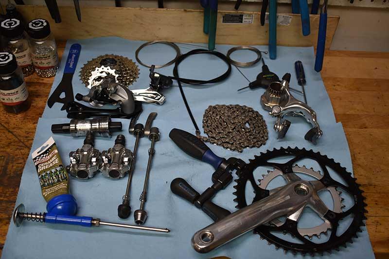 Wheel Nuts Bike Shop performance overhaul