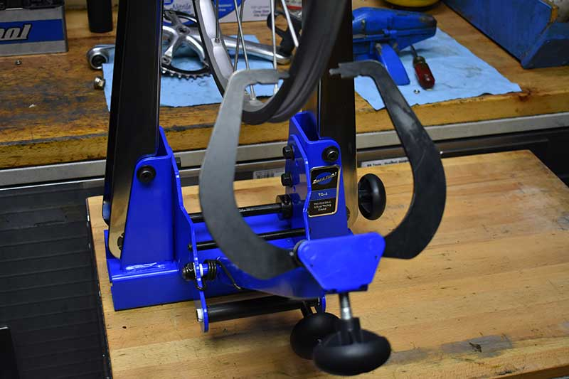 Wheel Nuts Bike Shop standard tuneup