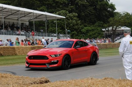 FOS Ford Mustang 350 GT