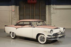 The 1955 Dodge La Femme, dubbed