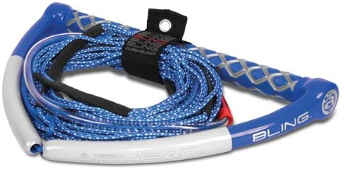 AIRHEAD AHWR 13BL BLING Spectra Wakeboard Rope