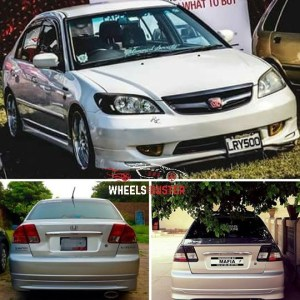 honda civic bodykit