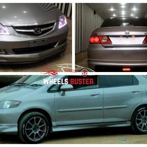 Honda City Bodykit