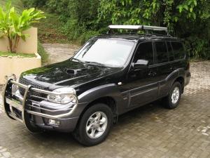2007 Hyundai Terracan