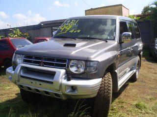 Mitsubishi Montero Wagon 2000