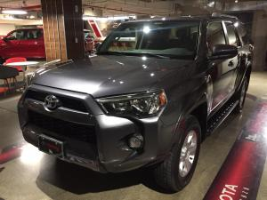 2019 Toyota 4runner available by special order