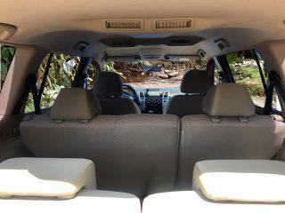 2012 Mitsubishi Montero Sport interior