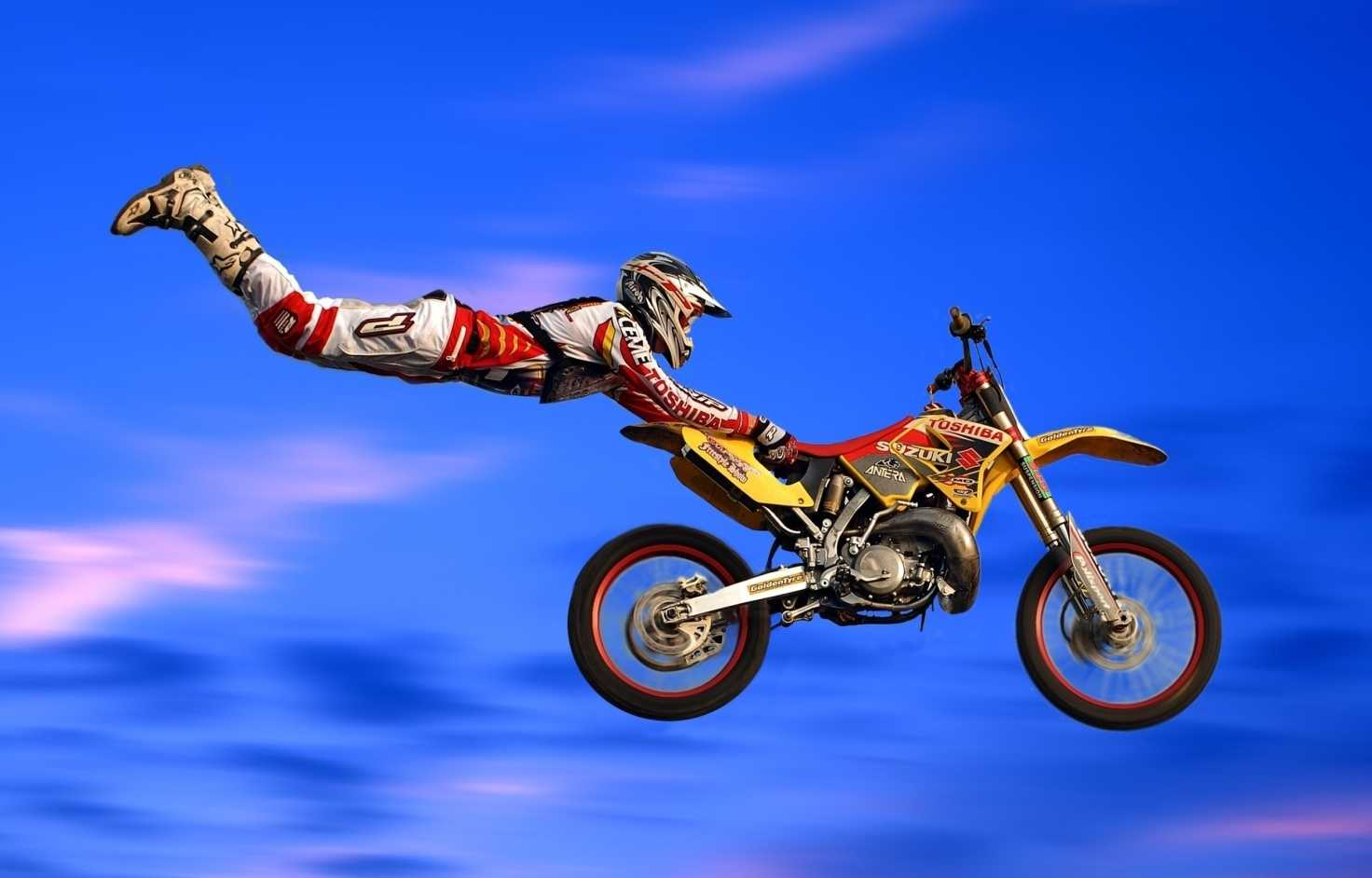 wheels guru freestyle motocross racing summary history facts