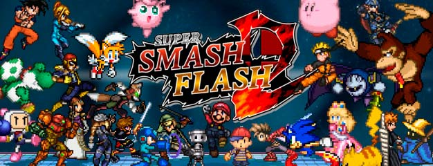 Super Smash Flash 2 Unblocked Games 24h | Games World