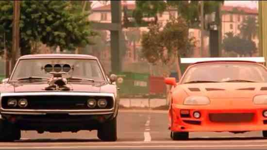 Famous Car Movies
