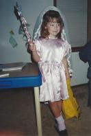 Amanda-3 Halloween Costume Oct 91 -