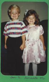 Amanda & Jon Dec 91