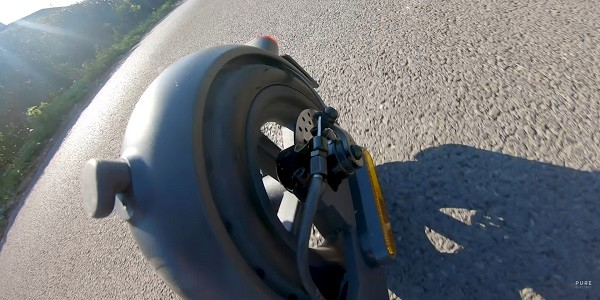 Change the Sprockets of an Electric Scooter