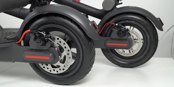 Rewind the Motor of E-Scooter