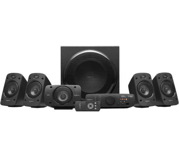 Logitech Z906 speakerset
