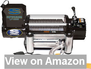Best Winch - Superwinch 1510200 LP10000 Winch 10,000 lbs Review