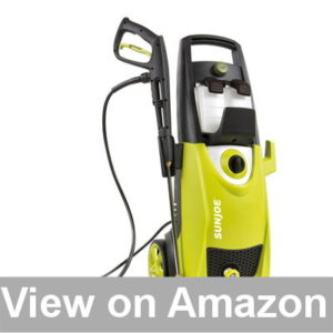 Best Pressure Washer for Cars - Sun Joe 2030 PSI 1.76 GPM 14.5-Amp Electric Pressure Washer Review