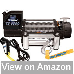 Superwinch Tiger Shark 9,500 Review