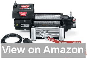 Best Winch - WARN 86245 VR8000 8,000 lb Review