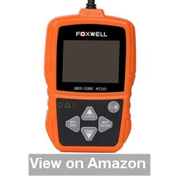 Foxwell NT201 OBD II Auto Diagnostic Code Scanner Review