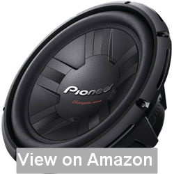 Pioneer TSW311D4 Champion Series 12″ Subwoofer Review