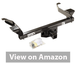 Hidden Hitch 87579 Class III Trailer Hitch Review