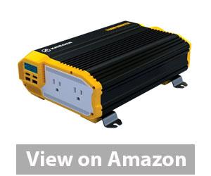 Best Power Inverter - KRIËGER 1100 Watt 12V Power Inverter Review