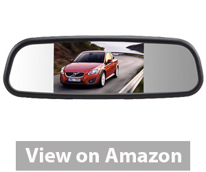 Best Rear View Camera - AUTO-VOX M3 Dual Lens Dash Cam Review