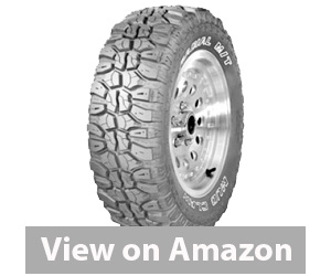 Cordovan - Mud Claw Radial Tire Review