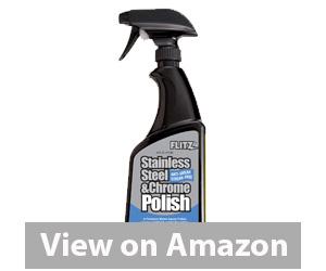 Flitz Stainless Steel & Chrome Polish Review