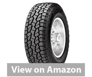 Hankook DynaPro ATM RF10 Off-Road Tire Review