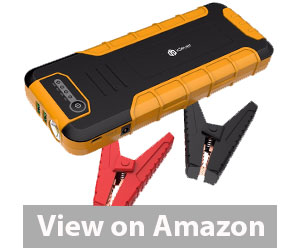 Best Jump Starter - iClever 800A Car Jump Starter Review