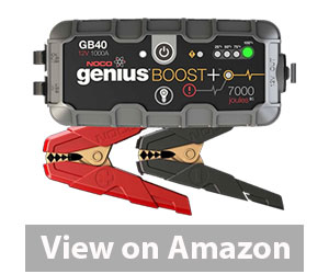 Best Jump Starter - NOCO Genius Boost Plus GB40 Lithium Jump Starter Review