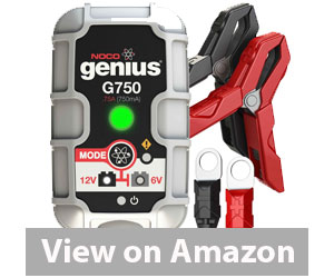 Best Jump Starter - NOCO Genius G750 Battery Charger Review