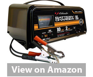 Schumacher SE-5212A Battery Charger Review