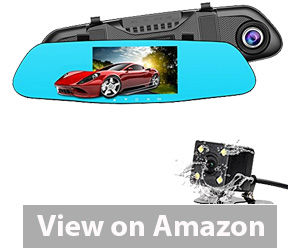 SENDOW Mirror Dash Camera Review