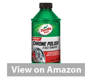 Turtle Wax T-280RA Chrome Polish & Rust Remover Review
