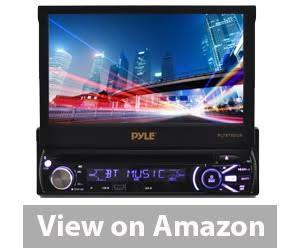 Best Car DVD Player - Pyle PLTS78DUB Single DIN review