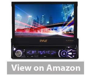 Best Car DVD Player - Pyle PLTS78DUB Single DIN review