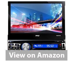 Best Car DVD Player - Pyle PLBT73G review