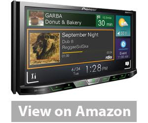 Pioneer AVH-X490BS Double Din Bluetooth review