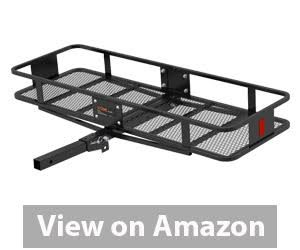 CURT 18151 Basket-Style Cargo Carrier review