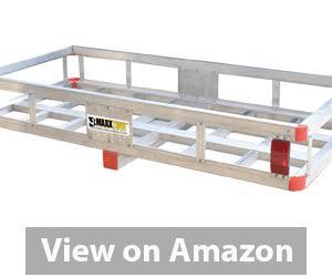 MaxxHaul 70108 Hitch Mount Aluminum Cargo Carrier review