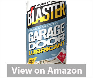 B'laster 16-GDL-12PK Garage Door Lubricant Review