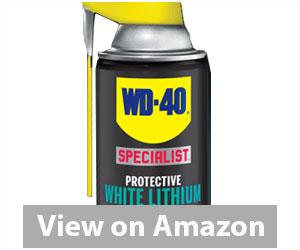 Best Garage Door Lubricant - WD-40 Grease Spray Review