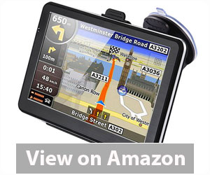 Best Truck GPS - MYH Car GPS 7 inch Vehicle GPS Navigation Review