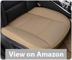 Best Car Seat Covers - EDEALYN PU leather Car seat Cover Review