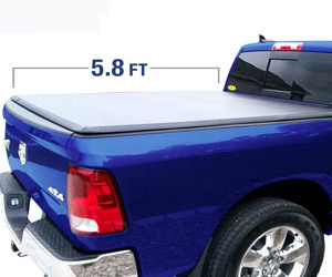 Tyger Auto T3 Tri-Fold Truck Bed Tonneau Cover TG-BC3D1015 works with 2009-2019 Dodge Ram 1500 Review
