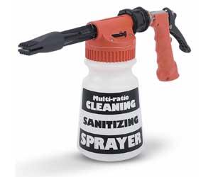 Gilmour 1609706073 Cleaning Sprayer Foamaster II Multi-ratio Spray Gun Review