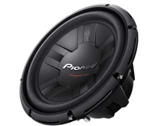 Pioneer TSW311D4 12-Inch 1400 Watt Dual Voice Coil DVC Subwoofer Review